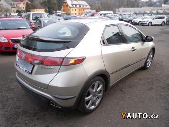 Prodám Honda Civic 1,8 V-TEC 5dv.