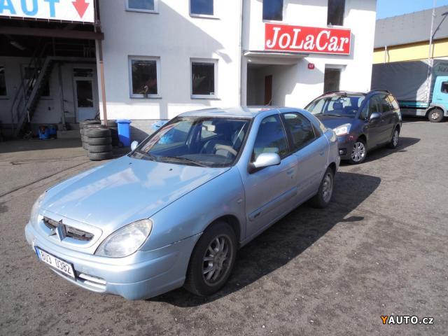 Prodám Citroën Xsara 1,4i 55kW