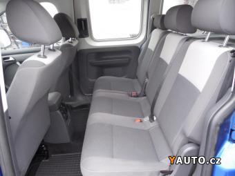 Prodám Volkswagen Caddy 1,6 TDi 75kW 5dv.