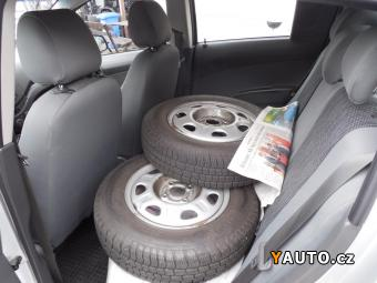 Prodám Chevrolet Spark 1,0 50kW 5dv. AC