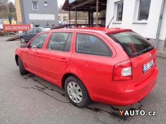 Prodám Škoda Octavia II FL Combi 1,6 TDi