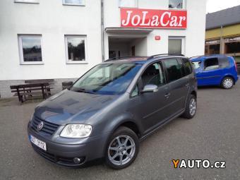Prodám Volkswagen Touran 1,9 TDi 74kW