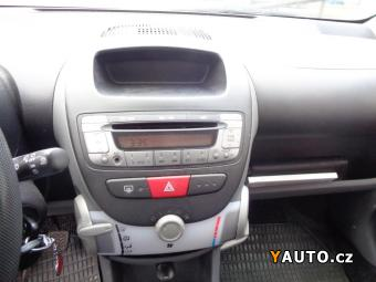 Prodám Toyota Aygo 1,0 50kW 5dv.