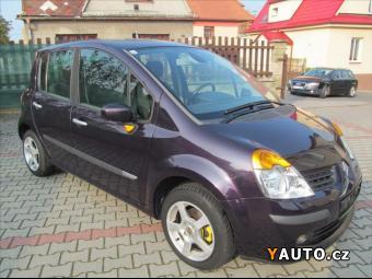 Prodám Renault Modus 1,2 1. majitel, serviska, nováSTK