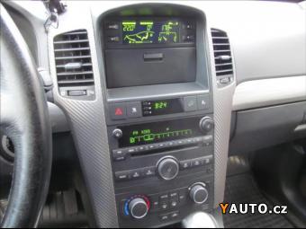 Prodám Chevrolet Captiva 2,0 NEW ROZVODY VCDI 4X4 AUT.