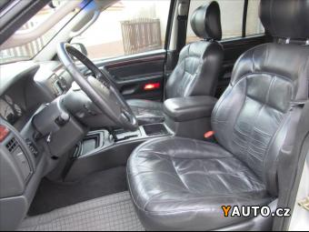 Prodám Jeep Grand Cherokee 2,7 1. majitel GRAND CHEROKEE