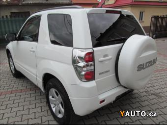 Prodám Suzuki Grand Vitara 1,6 4 x 4 VVT JX LIMITED