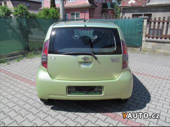 Prodám Daihatsu Sirion 1,3 klima, new STK XI LIMITED