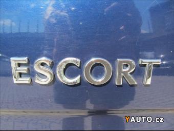 Prodám Ford Escort 1,6 16V, Eko zaplaceno