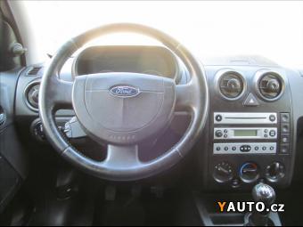 Prodám Ford Fusion 1,4 TREND, 1. majitel, Serviska
