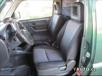 Prodám Suzuki Jimny 1,3 RANGER 1. majitel, Servisk