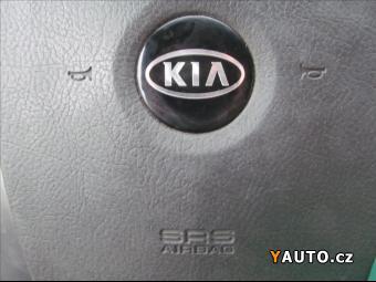 Prodám Kia Sorento 2,5 CRDI EX 1. majitel