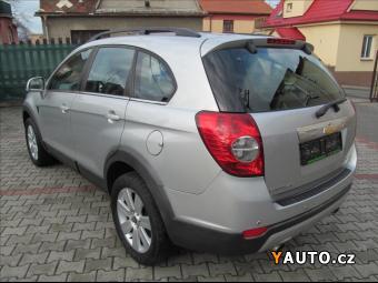 Prodám Chevrolet Captiva 2,0 Serviska*1. majitel VCDI S