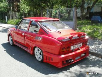 Prodám Škoda 110R coupé