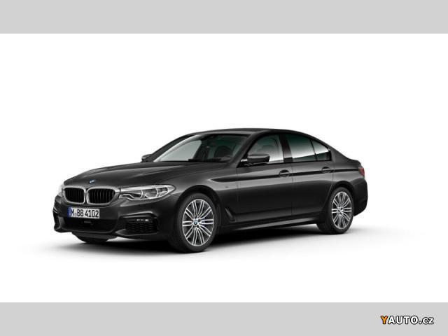 Prodám BMW Řada 5 540i xDrive NOVÝ VŮZ