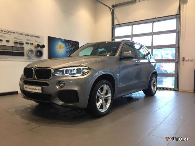Prodám BMW X5 30d xDrive 2ROKY ZÁRUKA