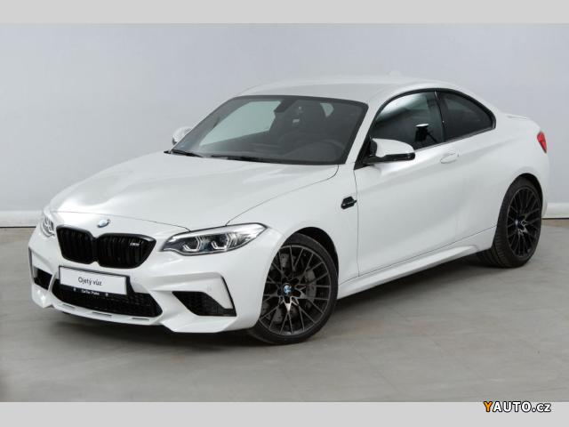 Prodám BMW M2 Competition Coupe