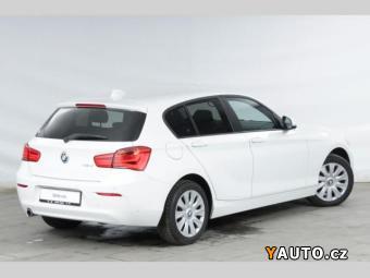 Prodám BMW Řada 1 116d hatchback automat cz dph