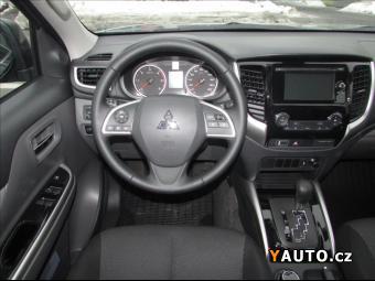 Prodám Mitsubishi L200 2,4 spolehlivý vůz INTENSE 5A