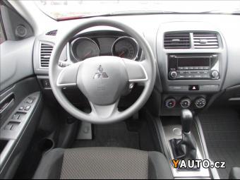 Prodám Mitsubishi ASX 1,6 Inform, SERVIS ZDARMA