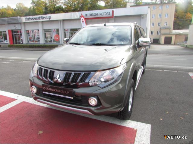 Prodám Mitsubishi L200 2,4 INTENSE, 4X4, 6MT