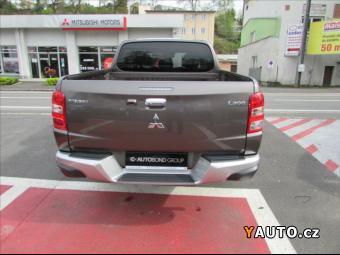 Prodám Mitsubishi L200 2,4 INSTYLE, 4x4, TOP výbava
