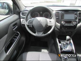 Prodám Mitsubishi L200 2,4 INTENSE, AUTOMAT 4x4