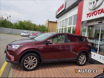 Prodám Toyota Rav4 2,5 Hybrid Exe. Sunroof+NAVI