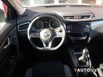 Prodám Nissan Qashqai 1,2 DiG-T, N-Connecta