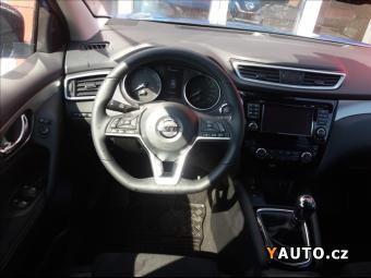 Prodám Nissan Qashqai 1,6 dCI, N-Connecta