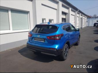 Prodám Nissan Qashqai 1,2 DIG-T N-CONNECTA LOOK COLD