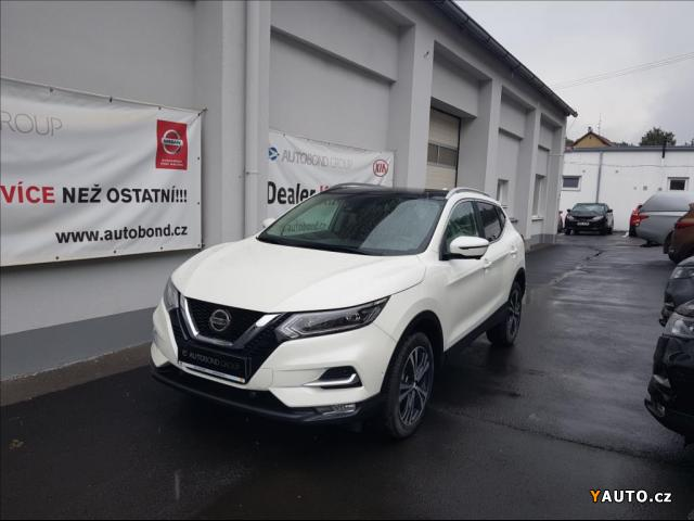 Prodám Nissan Qashqai 1,6 DCI N-CONNECTA DRIVE ASIST