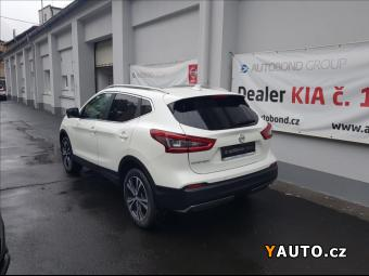 Prodám Nissan Qashqai 1,3 DIG-T N-CONNECTA LOOK