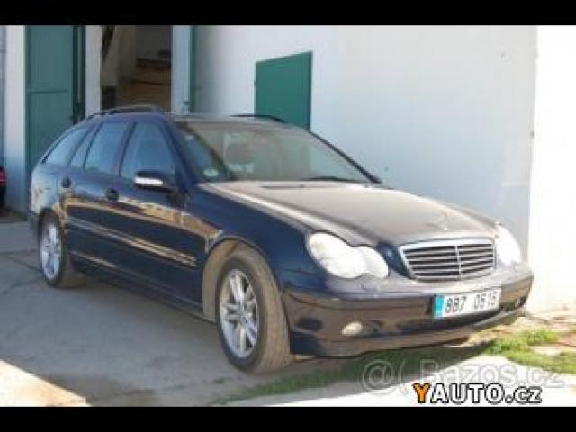 Prodám Mercedes-Benz Třídy C 270 CDi
