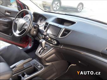 Prodám Honda CR-V 2,0 I-VTEC LIFESTYLE AT 4WD