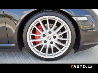 Prodám Porsche 911 carrera 4S 3.8, SPORT, BOSE