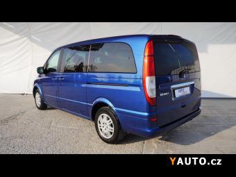 Prodám Mercedes-Benz Viano V6, 3,0 AUTOMAT, KLIMA