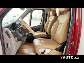 Prodám Fiat Ducato 2.2JTD, 74kw obytný vůz
