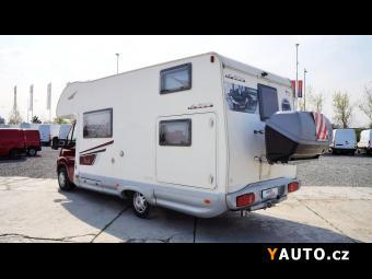 Prodám Sea ZEHC M200 2.2JTD, 74kw obytný vůz