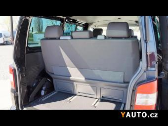 Prodám Volkswagen Multivan 1,9tdi, 75kw 7míst tažné