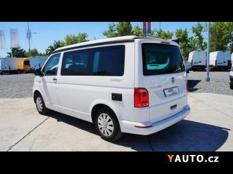Prodám Volkswagen California 2.0TSI, 4místa, BA+L