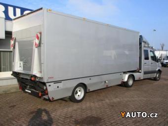 Prodám Mercedes-Benz Sprinter 519 tahač+poj. prodej