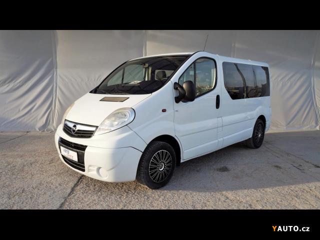 Prodám Opel Vivaro 2.5, 107kw L1H1 9 míst, klima