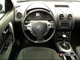 Prodám Nissan Qashqai 1,5 dCi 81kW NAVI park. kamera