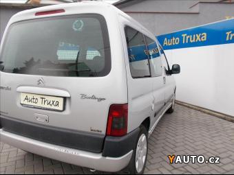 Prodám Citroën Berlingo 1,4 i 5-míst servisní knížka