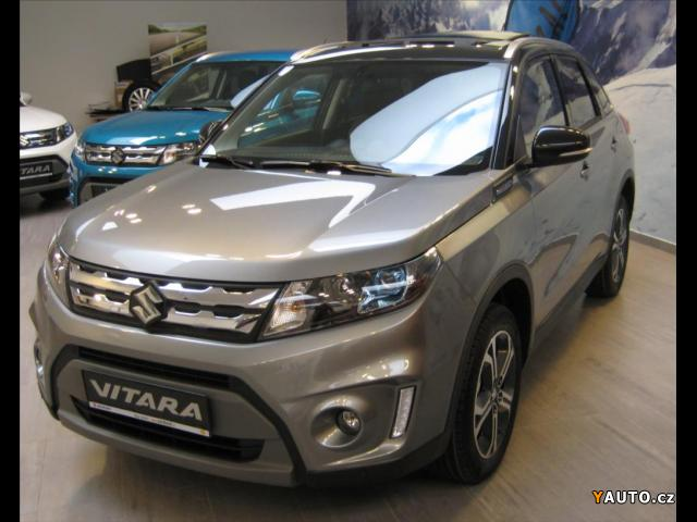 prod m suzuki vitara 1 6 vvt elegance 4x4 panorama prodej suzuki vitara ter nn vozy. Black Bedroom Furniture Sets. Home Design Ideas