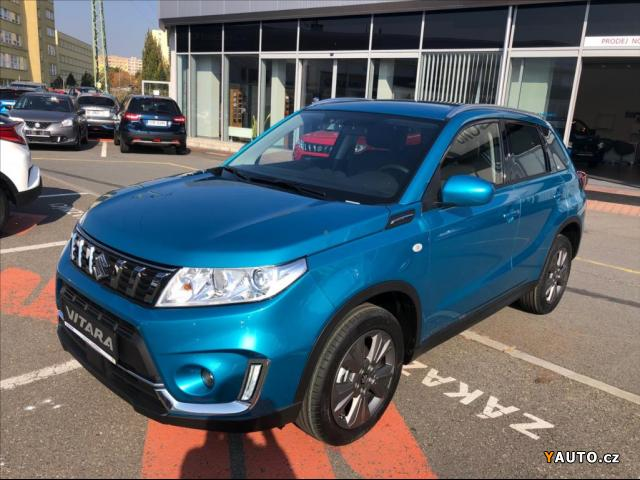 Prodám Suzuki Vitara 1,4 BoosterJet Premium 4x2