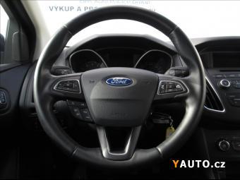 Prodám Ford Focus 1,0 i 1. majitel, servisní knížk