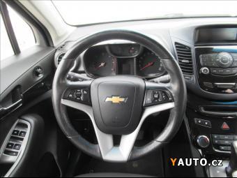 Prodám Chevrolet Orlando 2,0 CDTi, 1. majitel, Servisní