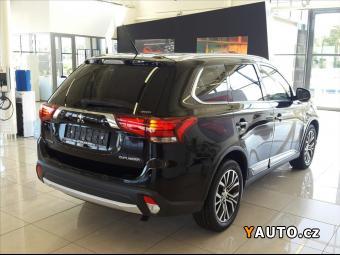 Prodám Mitsubishi Outlander 2,2 suv 4X4 KŮŽE INSTYLE